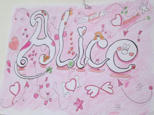 Alice, il blog di Alice