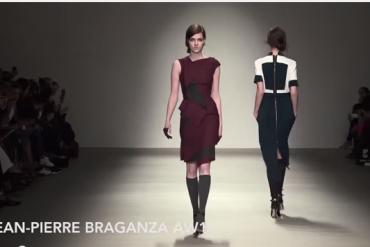 London Fashion Week: Jean Piere Braganza