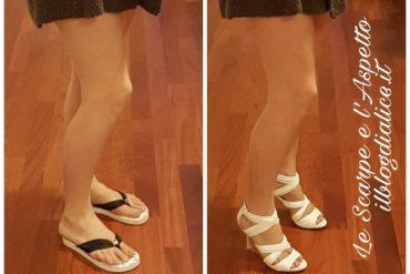 Scarpe tacchi alti