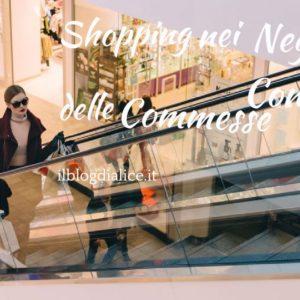 Shopping nei negozi, i consigli delle commesse