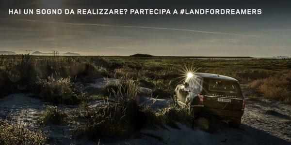 Land Rover realizza i Tuoi Sogni Imprenditoriali
